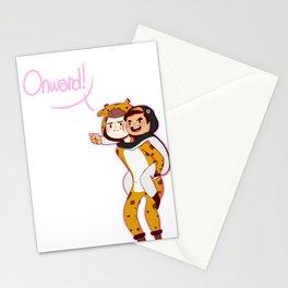 Onward!Phonecase Stationery Cards