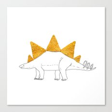 Stegodoritosaurus Canvas Print