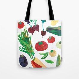 Love Your Veg Tote Bag