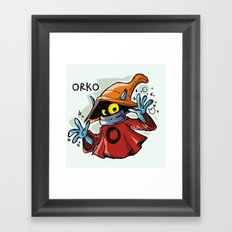 ORKO! Framed Art Print