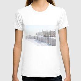 Rhode Island Snow 2015 T-shirt