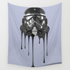 Shadowtrooper Melting 01 Wall Tapestry