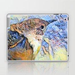 Sing Little Wren Laptop & iPad Skin