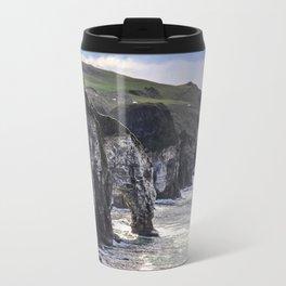 Travel to Ireland: A Castle View Travel Mug