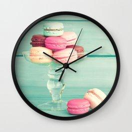 Elegant Sweetness Wall Clock