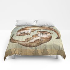 OTTERs over Praha Comforters
