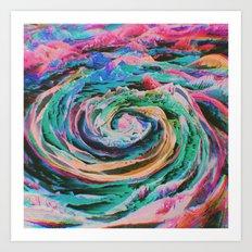 WHÙLR Art Print