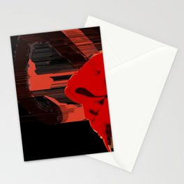 Skull.exe Stationery Cards