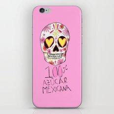 100% azucar mexicana iPhone & iPod Skin