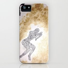 The Cave of Reveries iPhone Case