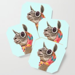 FASHION LAMA Coaster