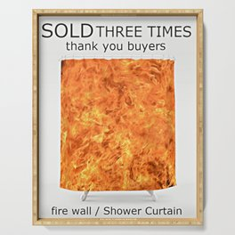 sold: thank you buyers Serving Tray