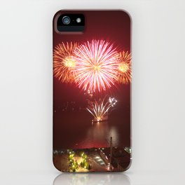 Canada Day. iPhone Case