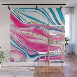 Handmade Watercolor Vivids  Wall Mural