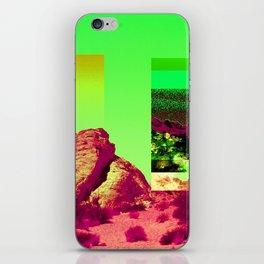 MARS iPhone Skin