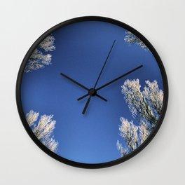 Poplars Wall Clock
