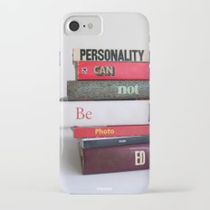 Personality iPhone 7 Slim Case