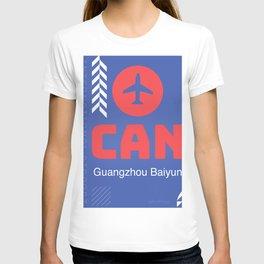 CAN Guangzhou Baiyun International Airport T-shirt