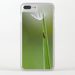 one seed Clear iPhone Case