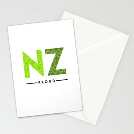 NZ PROUD Stationery Cards