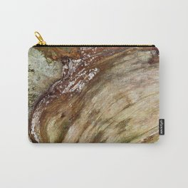 Vibrant Wood Decay Carry-All Pouch