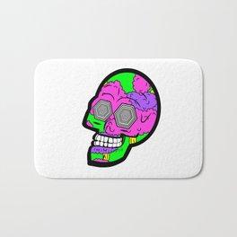 Psych Skull Bath Mat