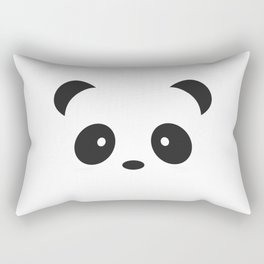 Panda Paul Rectangular Pillow