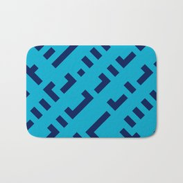 Artis 1.0, No.9 in Warm Blue Bath Mat