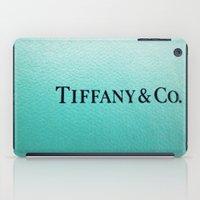 tiffany iPad Cases featuring Tiffany by Christine Leanne