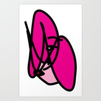 artsy Art Prints featuring Artsy by Novus