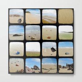Beach Collective - Through The Viewfinder (TTV) Metal Print