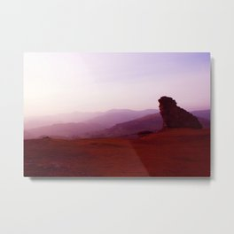 Night To Fall Metal Print