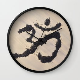 The one and only Ohm Wall Clock
