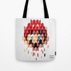Crystal Mario Tote Bag