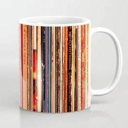 Vinyl Coffee Mug