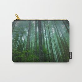 Misty Mountain Forest Carry-All Pouch