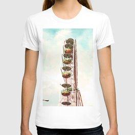 Big Wheel and a litte Lamp T-shirt