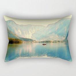 Watercolor Rectangular Pillow
