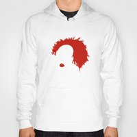 pennywise Hoodies featuring Pennywise by KlatuCorp