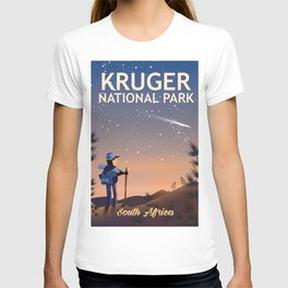 Kruger National Park, south Africa, T-shirt
