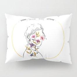 Blooming away Pillow Sham
