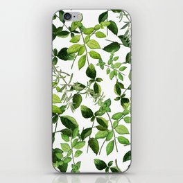 I Never Promised You an Herb Garden iPhone Skin