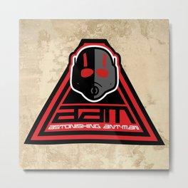 Astonishing Ant-Man Metal Print