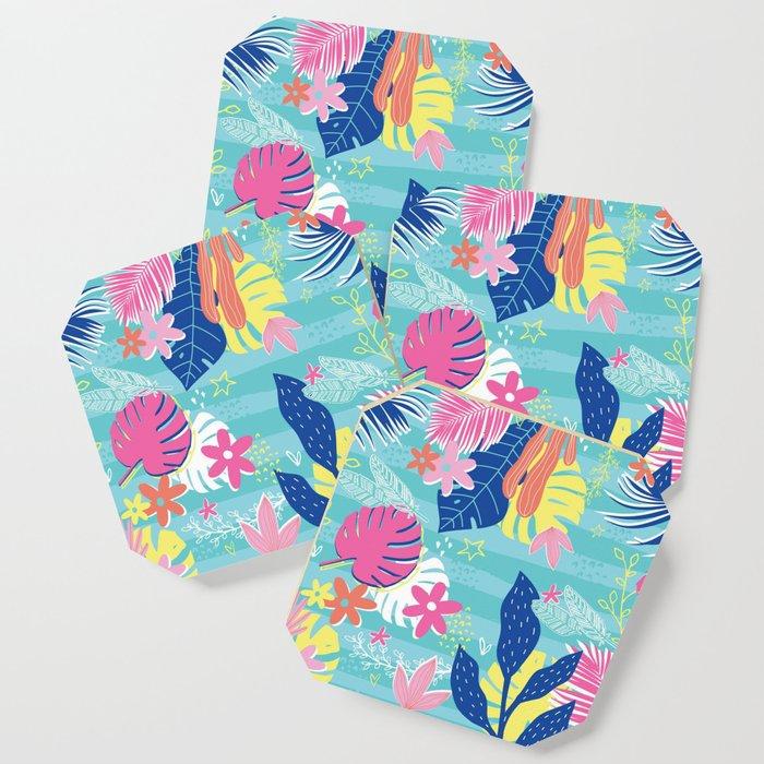 Tropical Vibes Coaster