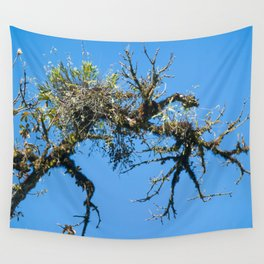 Treehuggers Wall Tapestry