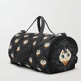 Witchy Kitty Duffle Bag