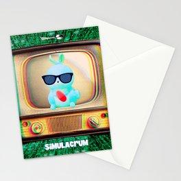Simulacrum Stationery Cards