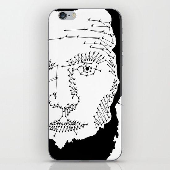 Abraham Lincoln iPhone & iPod Skin