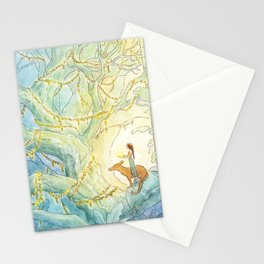 An Offering of Light Stationery Cards