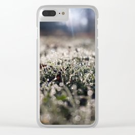 Faerylights Clear iPhone Case